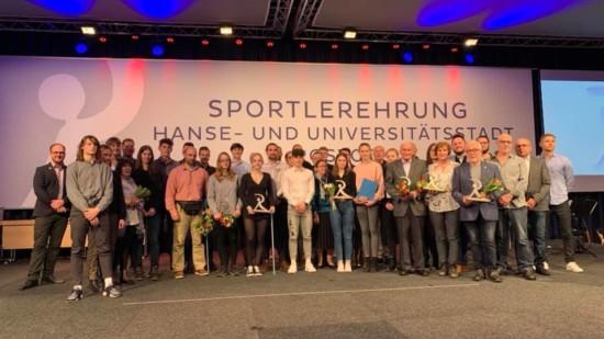 XXIV. Sportlerehrung der Hanse-und Universitätsstadt Rostock