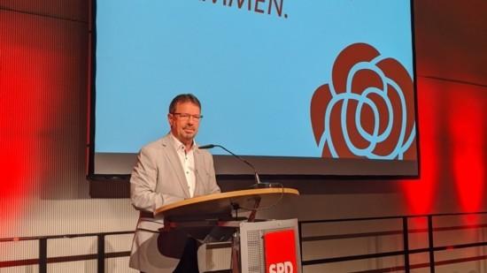 Wahlkreiskonferenz Landtagswahl