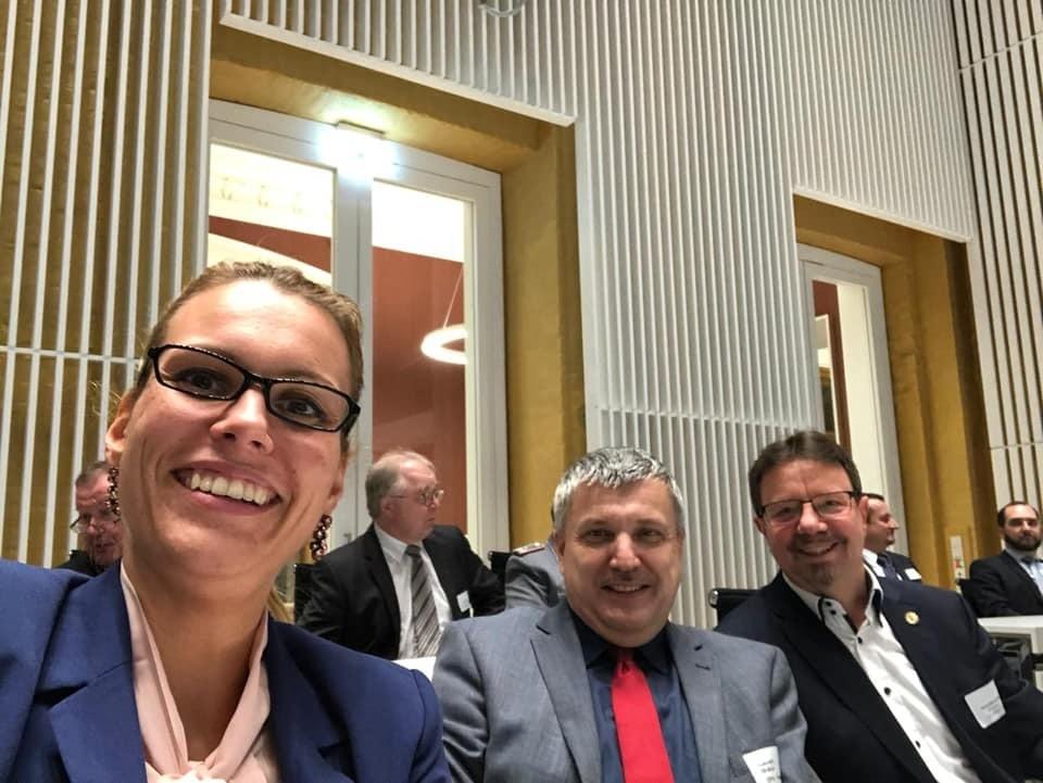Parlamentarischer Abend 2020 der Unternehmensverbände