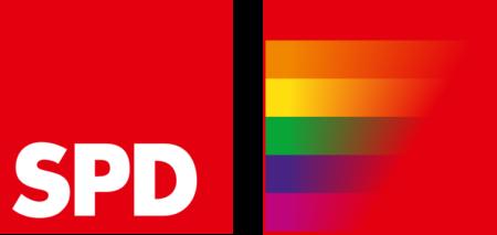 Logo spd AG Queer